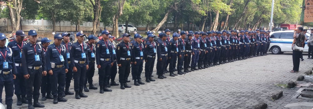 PT. Sejahtera Damai Berkarisma - SDB Security Services